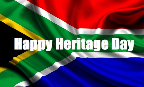 Wishing all our valued clients and service providers a Happy Heritage Day